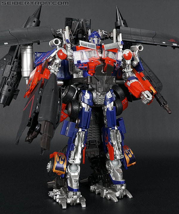 Transformers Revenge of the Fallen Jetpower Optimus Prime (Jetpower 2-pack) (Reissue) (Image #50 of 110)