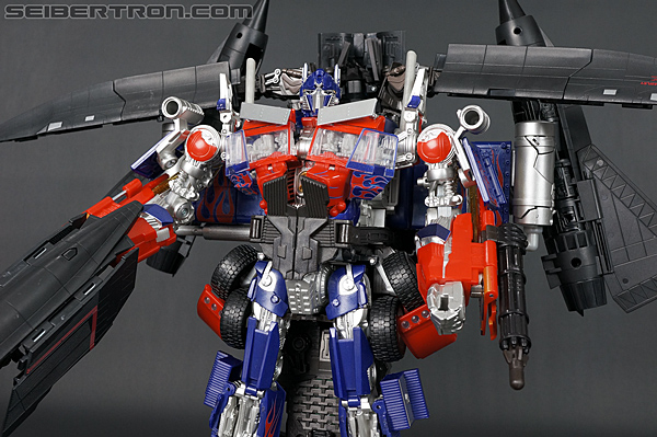 Transformers Revenge of the Fallen Jetpower Optimus Prime (Jetpower 2-pack) (Reissue) (Image #53 of 110)