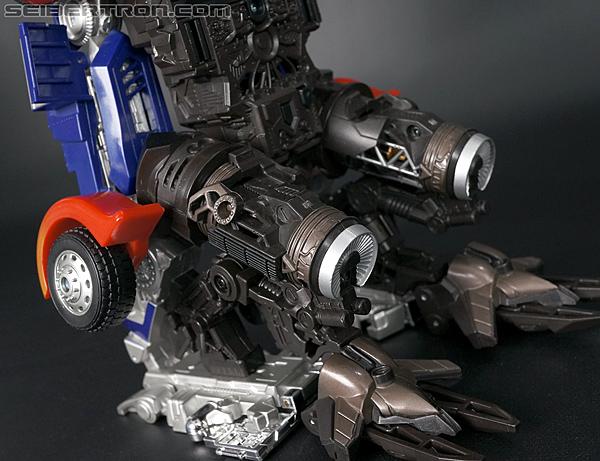 Transformers Revenge of the Fallen Jetpower Optimus Prime (Jetpower 2-pack) (Reissue) (Image #65 of 110)