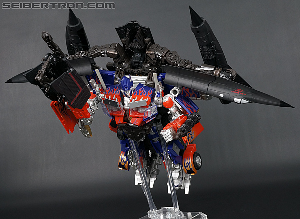 Transformers Revenge of the Fallen Jetpower Optimus Prime (Jetpower 2-pack) (Reissue) (Image #70 of 110)