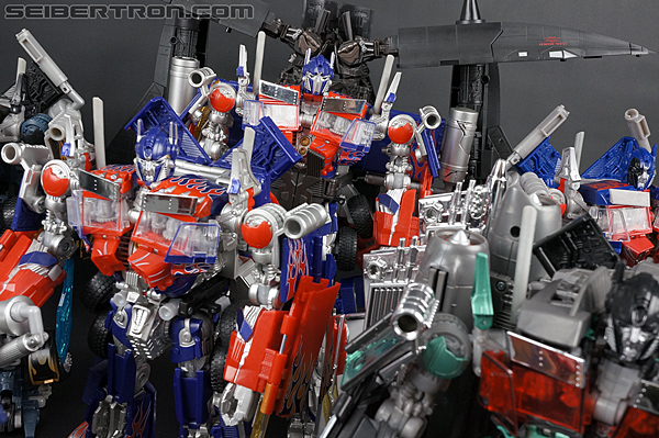 Transformers Revenge of the Fallen Jetpower Optimus Prime (Jetpower 2-pack) (Reissue) (Image #110 of 110)