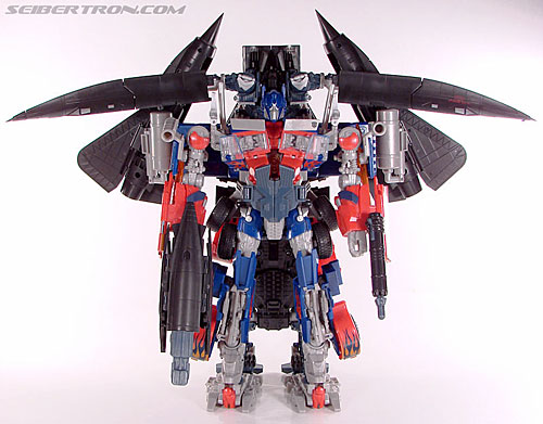 Jetpower Optimus Prime Gallery is Online