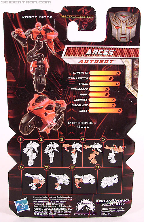 Transformers Revenge of the Fallen Arcee (Image #5 of 96)