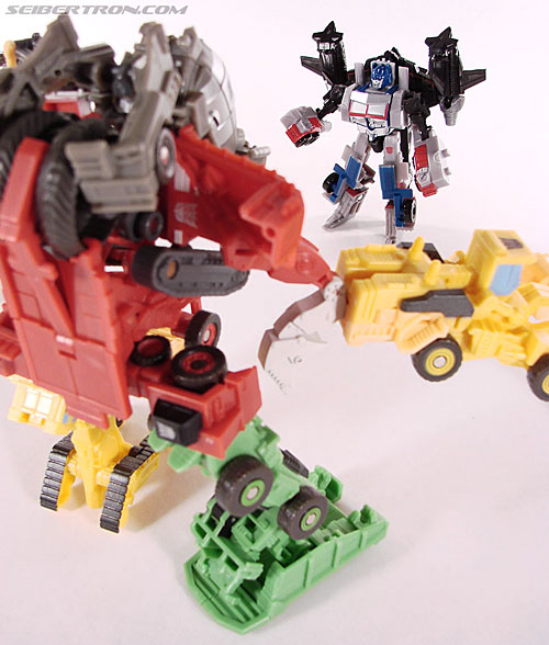 Transformers Revenge of the Fallen Jetpower Optimus Prime (Image #25 of 37)
