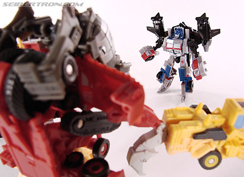 Transformers Revenge of the Fallen Jetpower Optimus Prime (Image #26 of 37)