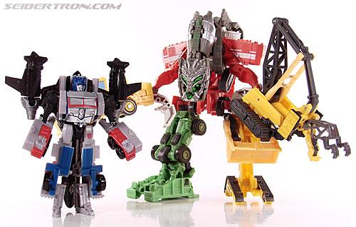 Transformers Revenge of the Fallen Jetpower Optimus Prime (Image #28 of 37)