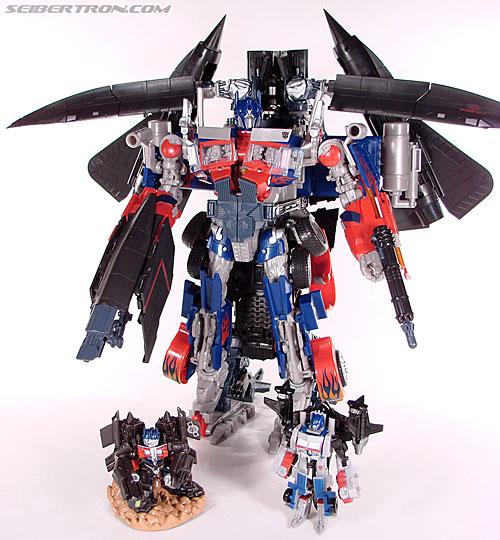 Transformers Revenge of the Fallen Jetpower Optimus Prime (Image #32 of 37)