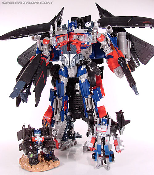Transformers Revenge of the Fallen Jetpower Optimus Prime (Image #33 of 37)