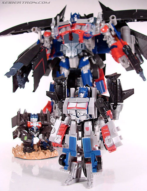 Transformers Revenge of the Fallen Jetpower Optimus Prime (Image #34 of 37)