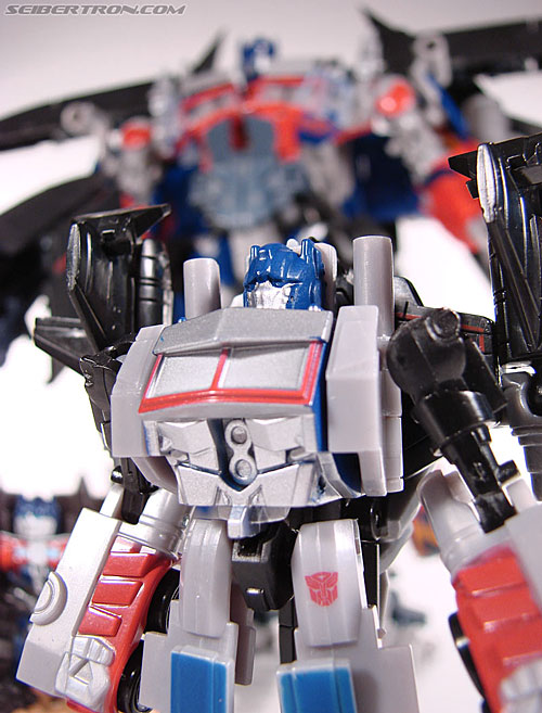 Transformers Revenge of the Fallen Jetpower Optimus Prime (Image #35 of 37)
