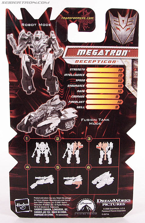Transformers Revenge of the Fallen Megatron (Image #5 of 79)