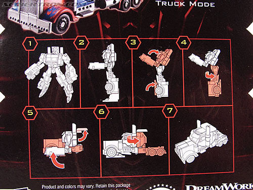 Transformers Revenge of the Fallen Optimus Prime (Image #6 of 79)