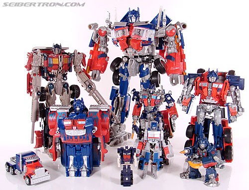 Transformers Revenge of the Fallen Optimus Prime (Image #71 of 79)
