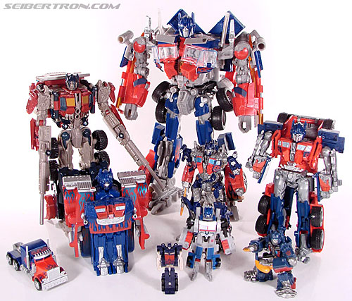 Transformers Revenge of the Fallen Optimus Prime (Image #72 of 79)