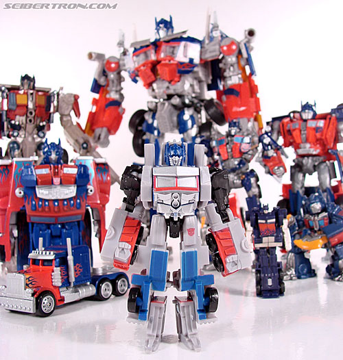 Transformers Revenge of the Fallen Optimus Prime (Image #73 of 79)