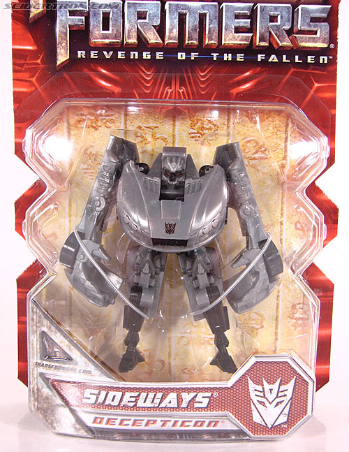 Transformers Revenge of the Fallen Sideways (Image #2 of 74)