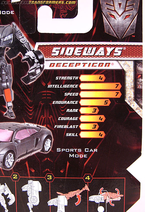 Transformers Revenge of the Fallen Sideways (Image #6 of 74)