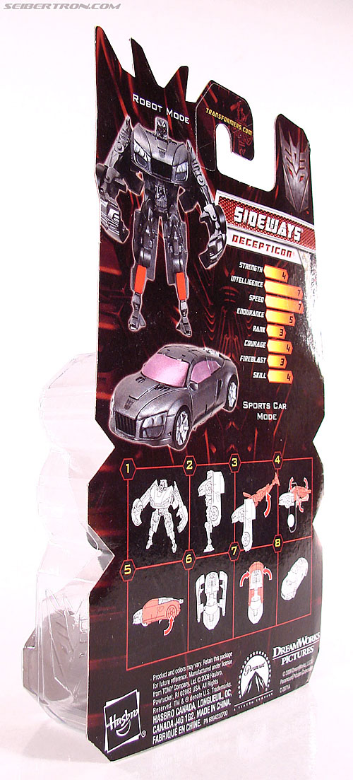 Transformers Revenge of the Fallen Sideways (Image #8 of 74)