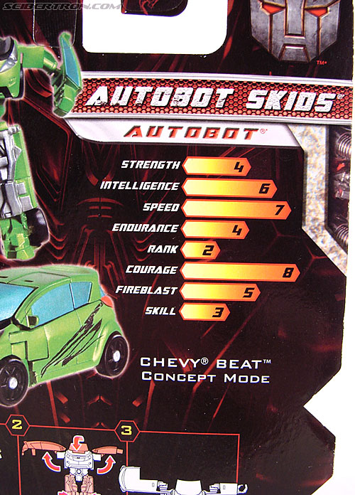 Transformers Revenge of the Fallen Skids (Image #6 of 71)
