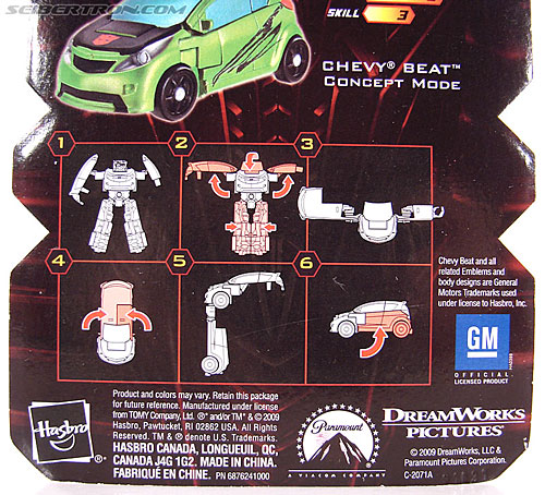 Transformers Revenge of the Fallen Skids (Image #7 of 71)