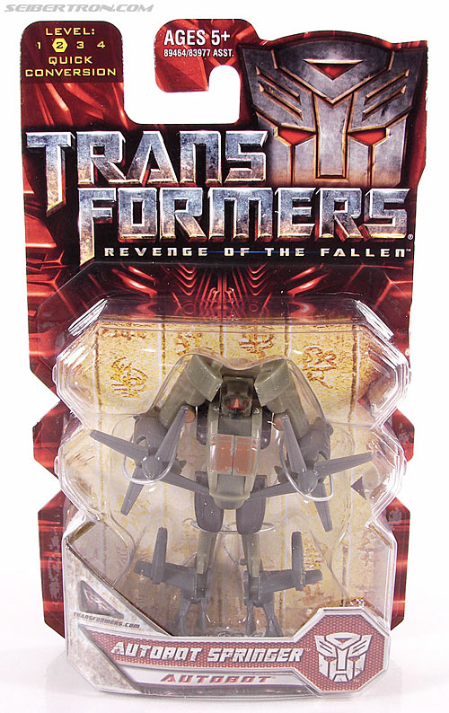 Transformers Revenge of the Fallen Springer (Image #1 of 57)