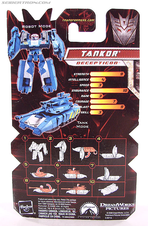 Transformers Revenge of the Fallen Tankor (Image #5 of 71)