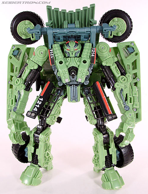 Transformers News: In-hand, comparison image of Studio Series 37 Voyager Long Haul