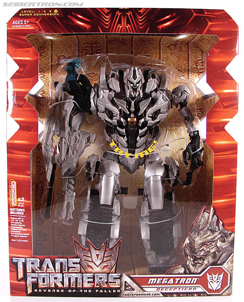 Transformers Revenge of the Fallen Megatron (Image #1 of 182)