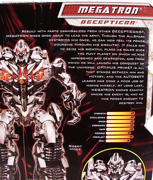 Transformers Revenge of the Fallen Megatron (Image #12 of 182)