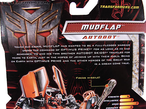 Transformers Revenge of the Fallen Mudflap (Image #6 of 98)