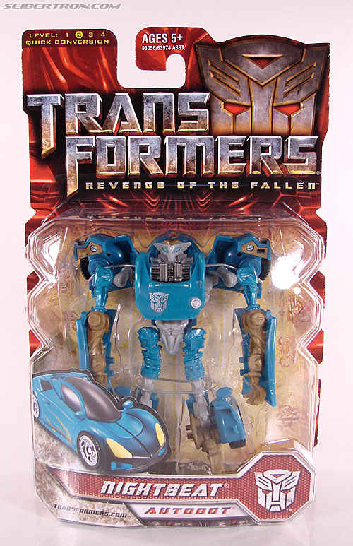 Transformers Revenge of the Fallen Nightbeat (Image #1 of 68)