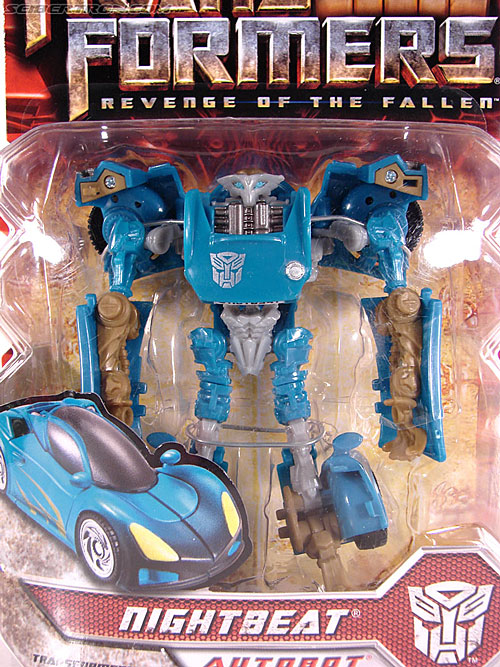 Transformers Revenge of the Fallen Nightbeat (Image #2 of 68)