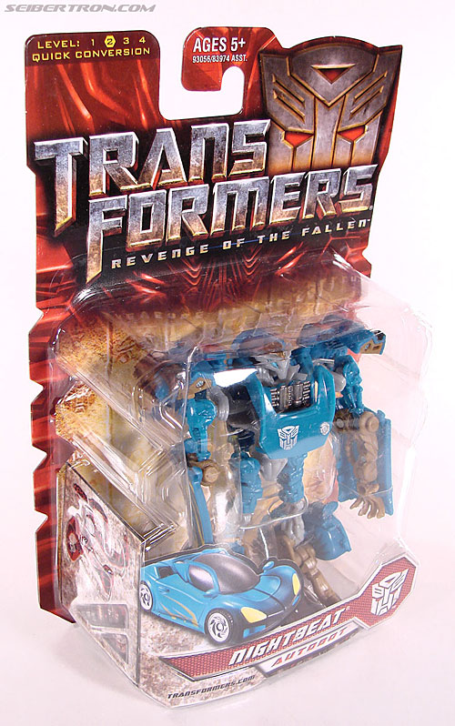 Transformers Revenge of the Fallen Nightbeat (Image #3 of 68)