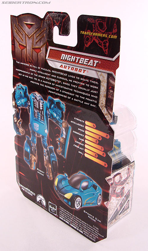 Transformers Revenge of the Fallen Nightbeat (Image #4 of 68)