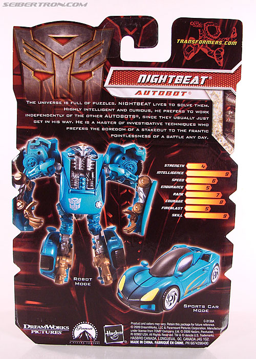 Transformers Revenge of the Fallen Nightbeat (Image #5 of 68)