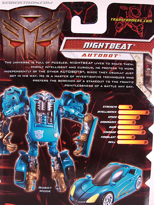 Transformers Revenge of the Fallen Nightbeat (Image #6 of 68)