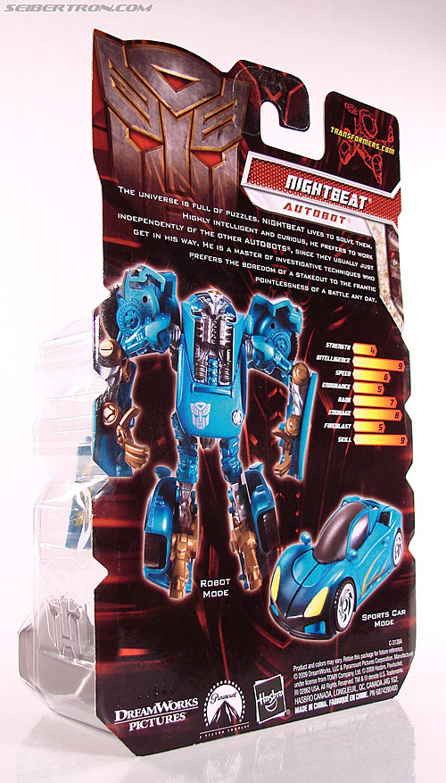 Transformers Revenge of the Fallen Nightbeat (Image #7 of 68)