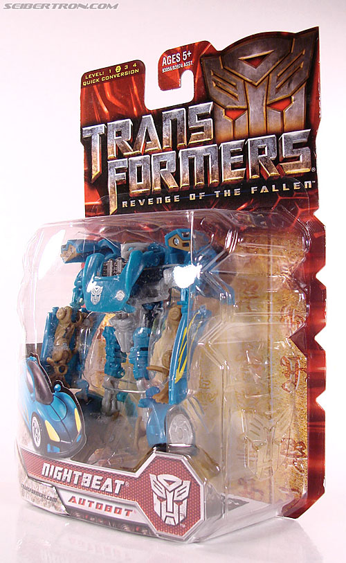 Transformers Revenge of the Fallen Nightbeat (Image #8 of 68)