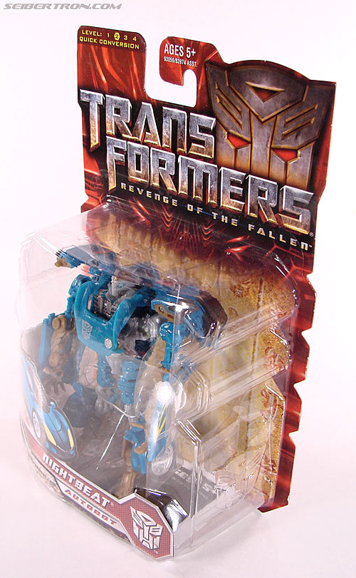 Transformers Revenge of the Fallen Nightbeat (Image #9 of 68)