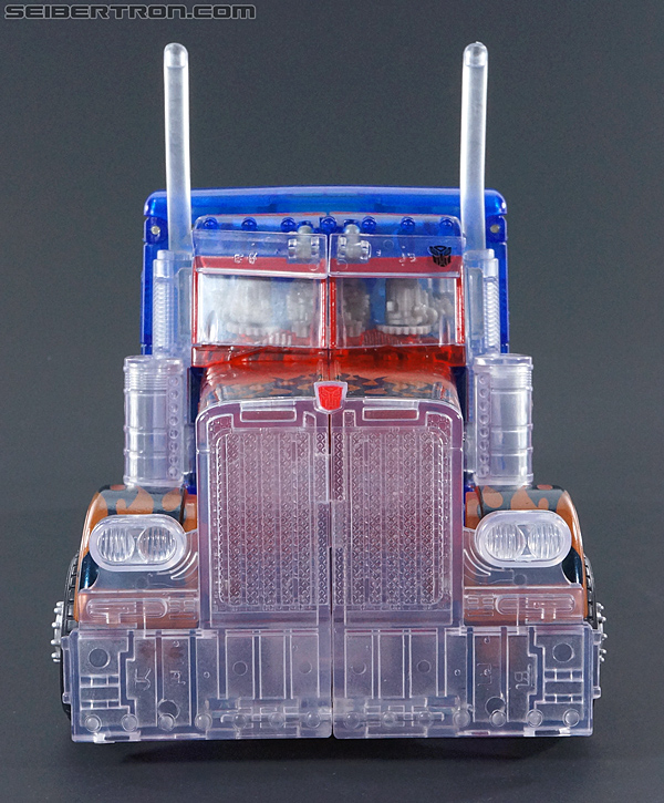 Transformers Revenge of the Fallen Optimus Prime Limited Clear Color Edition (Image #17 of 125)