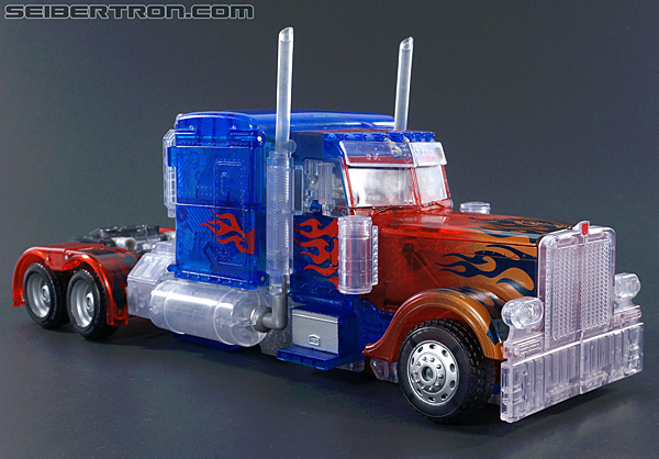 Transformers Revenge of the Fallen Optimus Prime Limited Clear Color Edition (Image #20 of 125)
