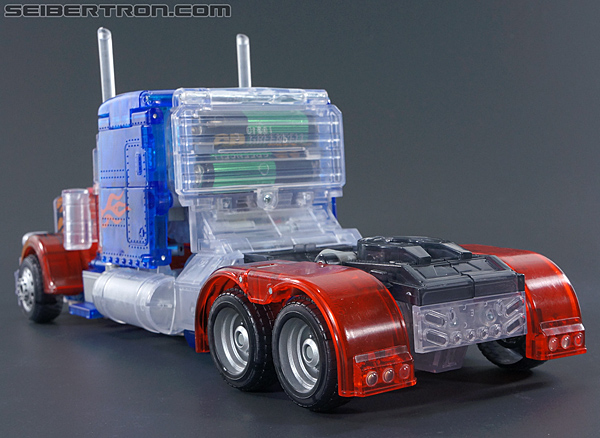 Transformers Revenge of the Fallen Optimus Prime Limited Clear Color Edition (Image #25 of 125)