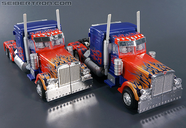 Transformers Revenge of the Fallen Buster Optimus Prime (Jetpower 2-pack) (Reissue) (Image #20 of 148)