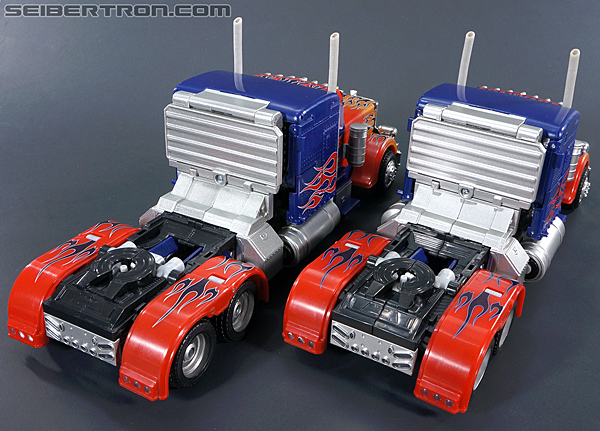 Transformers Revenge of the Fallen Buster Optimus Prime (Jetpower 2-pack) (Reissue) (Image #21 of 148)