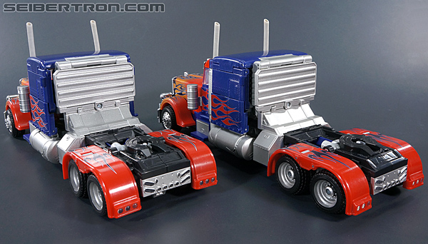 Transformers Revenge of the Fallen Buster Optimus Prime (Jetpower 2-pack) (Reissue) (Image #24 of 148)