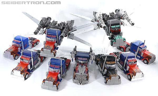 Transformers Revenge Of The Fallen Buster Optimus Prime Jetpower 2 Pack Reissue