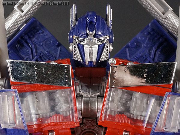Transformers Revenge of the Fallen Buster Optimus Prime (Jetpower 2-pack) gallery