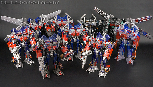 Transformers Revenge of the Fallen Buster Optimus Prime (Jetpower 2-pack) (Reissue) (Image #146 of 148)