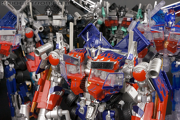 Transformers Revenge of the Fallen Buster Optimus Prime (Jetpower 2-pack) (Reissue) (Image #147 of 148)