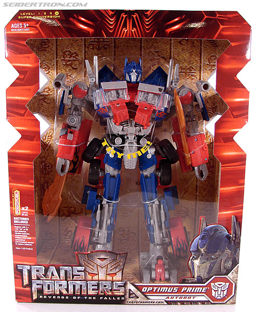 Transformers Revenge of the Fallen Optimus Prime (Image #1 of 197)